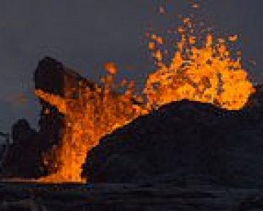 Biggest mass extinction 'caused by volcanic eruption in Siberia' 3