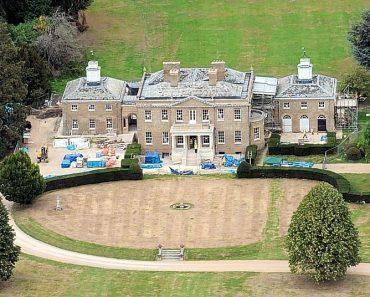 Sheikh Khalifa's £5.5billion London property empire revealed 2