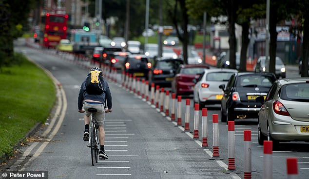 New Smart traffic lights will turn green for cyclists 25