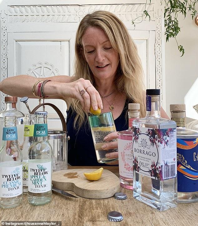 Susannah Taylor: Say cheers to sober October! 3