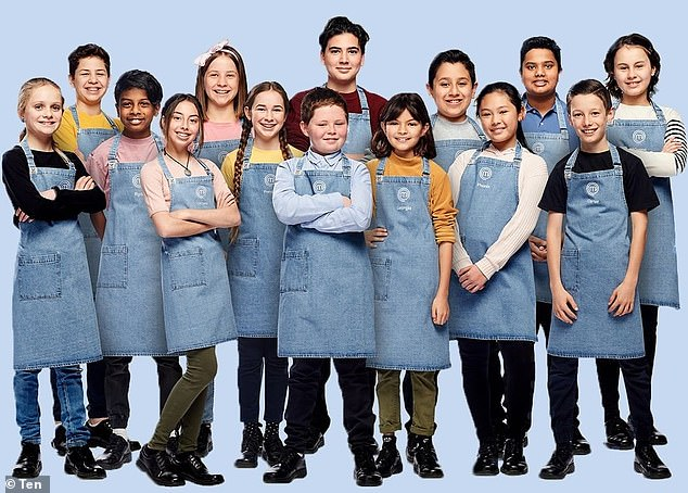 Fans call Junior MasterChef 'the best antidote to what's been an utterly crap year' 1
