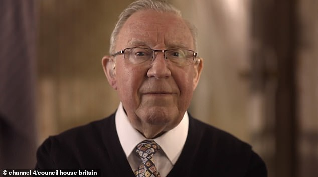 Council House Britain: Elderly man reveals heartache over his wife's death on Channel 4 show 5
