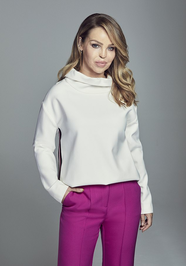 Former atheist Katie Piper reveals how she found religion 12 years ago 8