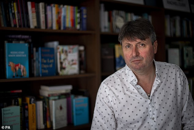 Poet Laureate Simon Armitage's new work about coronavirus is released to mark National Poetry Day 5