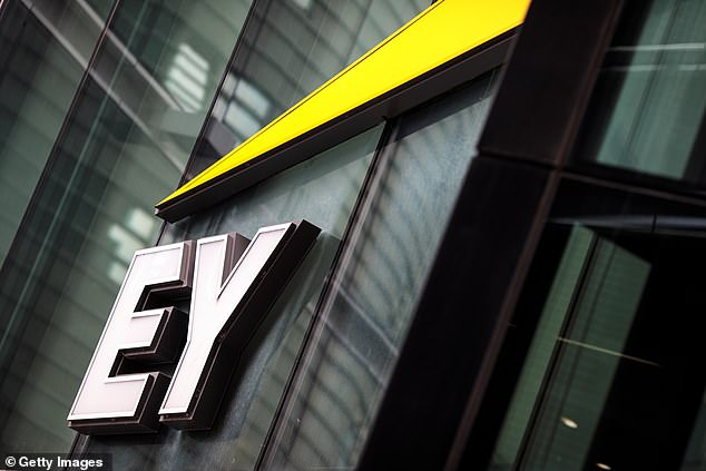Accountancy firm EY faces 'Arthur Andersen moment' 9