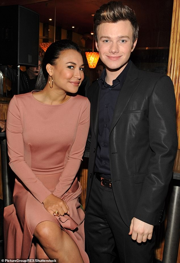 Chris Colfer reveals 'incredible' gift Naya Rivera had that would 'always' lift his spirits 6
