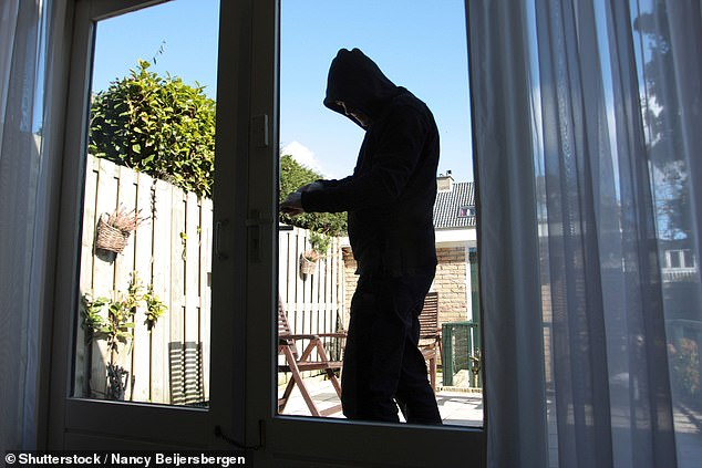 Households warned to secure homes from burglars as people return to work 4