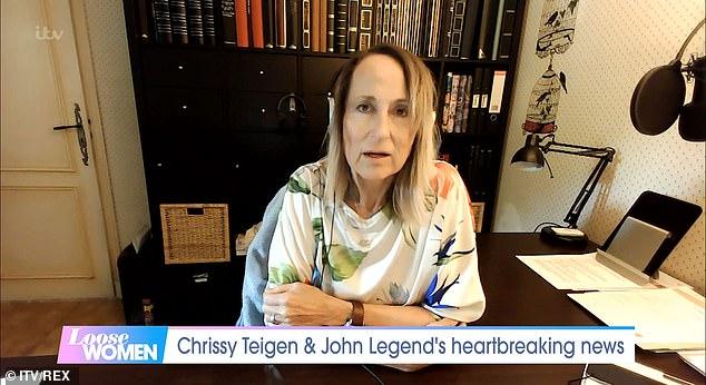 Loose Women gets 261 Ofcom complaints over Chrissy Teigen debate 6