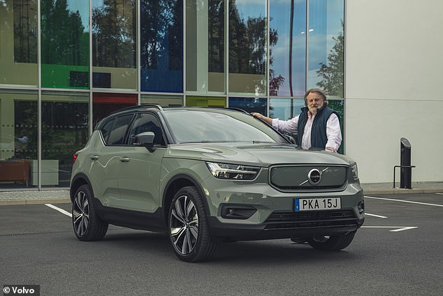 We drive Volvo's first all-electric car, the £60k XC40 Recharge 3