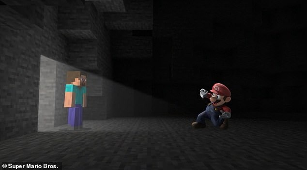 Nintendo announces Minecraft character Steve will make his way to Super Smash Bros. Ultimate 18