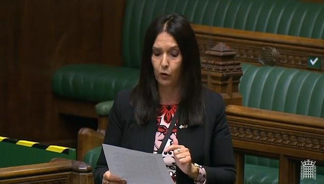 SNP's Margaret Ferrier sparks coronavirus alert in Westminster after positive for Covid-19 5
