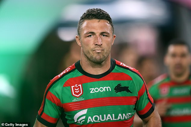 Former England rugby star Sam Burgess denies drug use and domestic violence claims in Australia 52