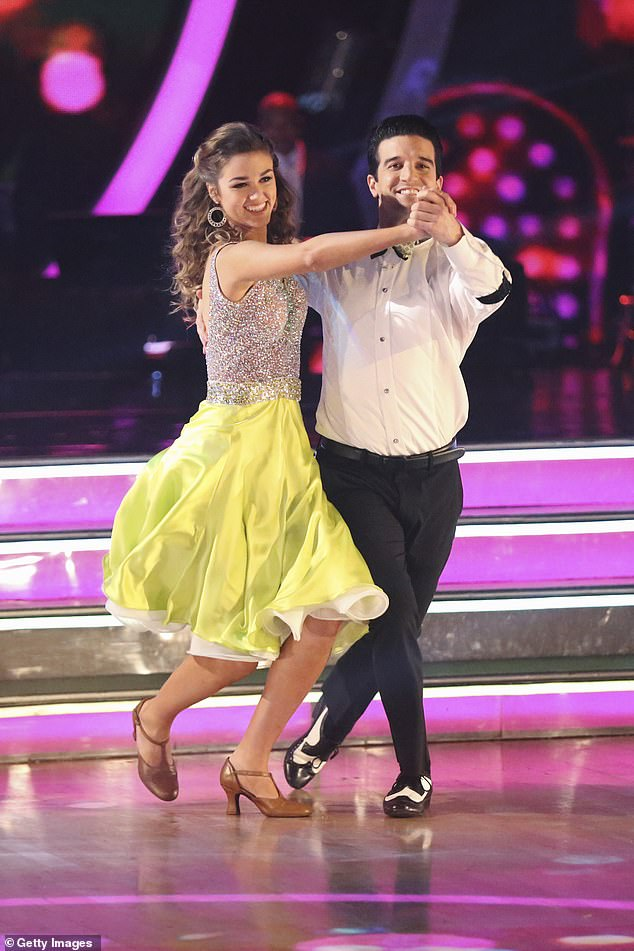 Duck Dynasty star Sadie Robertson developed an eating disorder after Dancing With The Stars 2