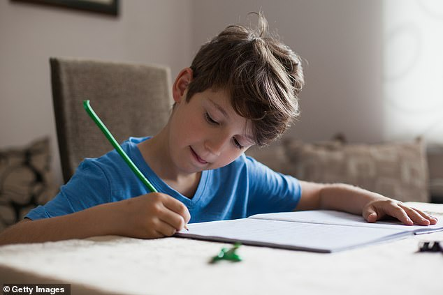 Children who write by hand learn and remember more than those that use computers, experts say 10