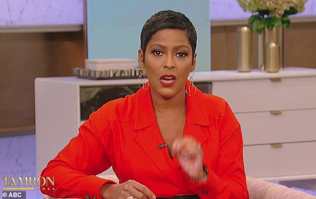 Tamron Hall 'sued for $16million' by anti-vaxxer mom who appeared on her show 4