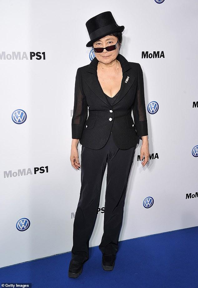 Yoko Ono, 87, suing John Lennon's former assistant for $150,000 8