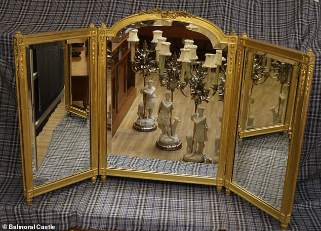 Queen's personal vanity mirror among intimate family treasures going on display at Balmoral Castle 2