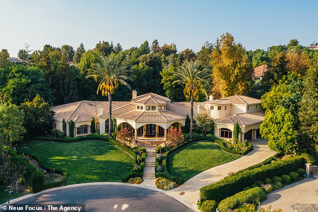 Motley Crue's Nikki Sixx lists his LA mansion for $5.7M 6
