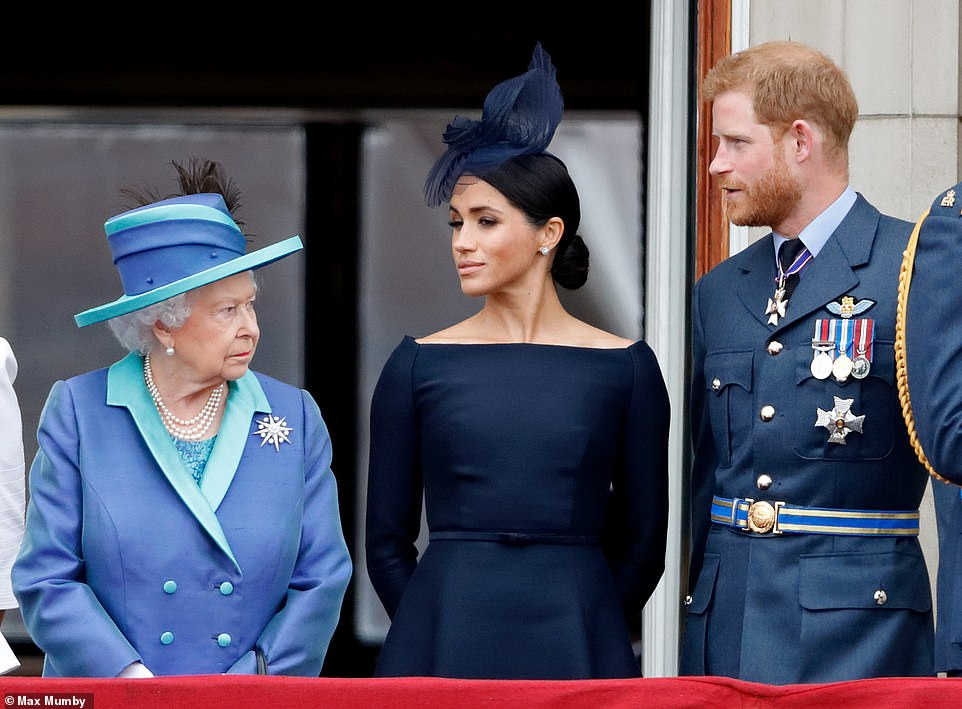 British royals: Read what REALLY happened behind closed doors at the Sandringham summit 6