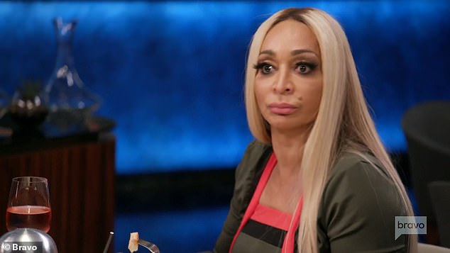 Real Housewives of Potomac midseason trailer reveals another shocking fight within franchise 12
