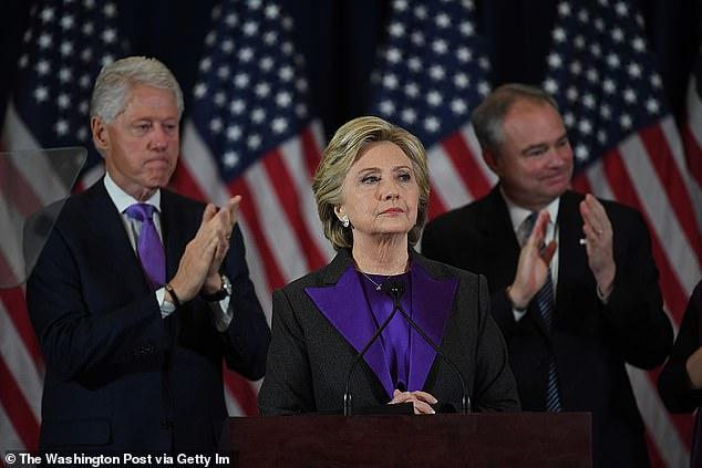 Bill and Hillary Clinton wish Donald Trump and Melania a speedy recovery 3