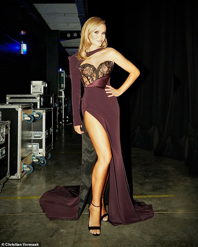 BGT: Amanda Holden comes under fire from viewers as she sizzles in ANOTHER complaint-garnering gown 6