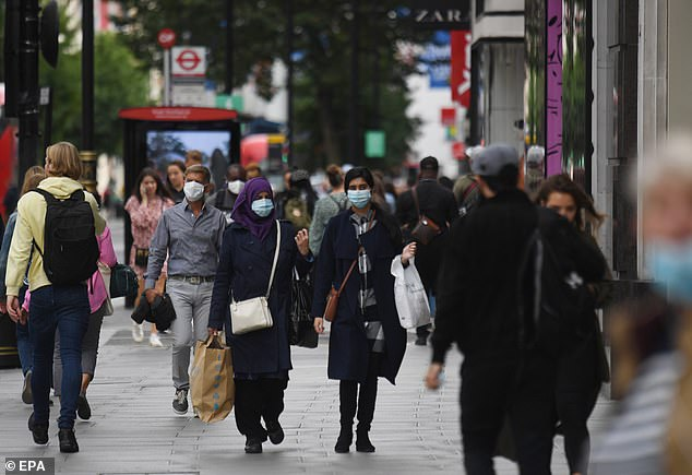 UK economy sees 5% growth in August 6