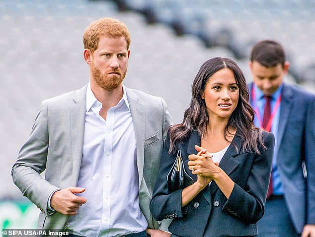 Prince Harry 'faces monumental tax bill unless he takes break from Los Angeles mansion' 17