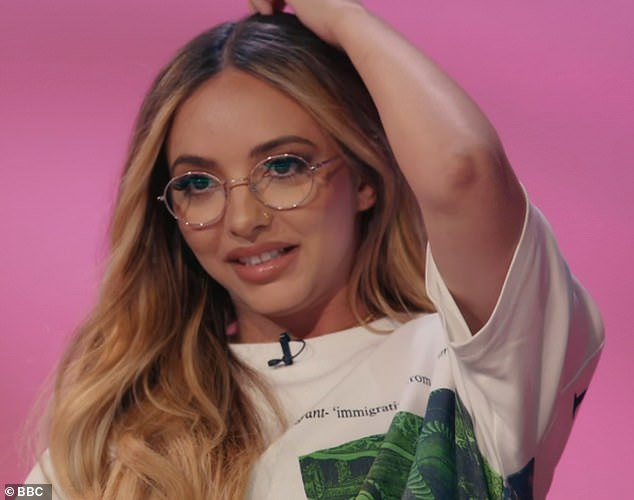 Jade Thirlwall reveals used to have therapy to help overcome her nerves while singing 2