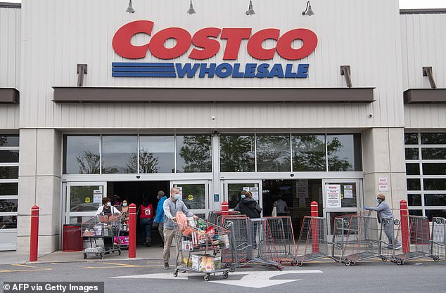 Bulk-buy retailer Costco starts selling GOLD worth up to £24,500 in its supermarkets 7