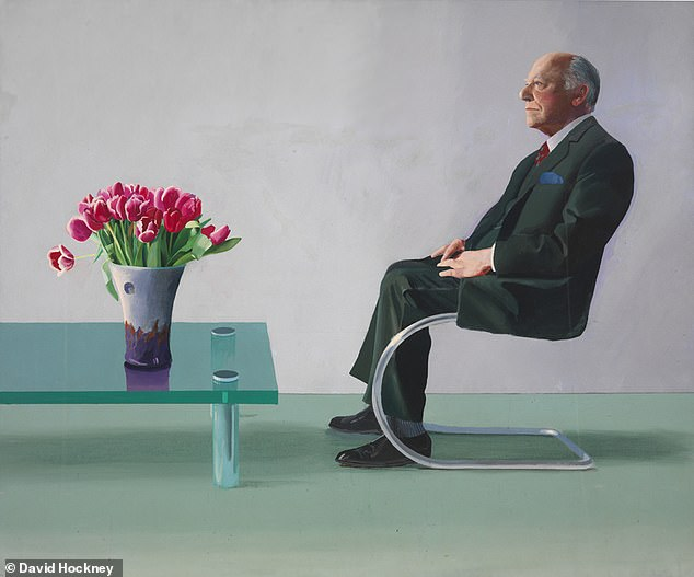 Royal Opera House to sell David Hockney portrait of former boss in bid to raise funds amid pandemic 5