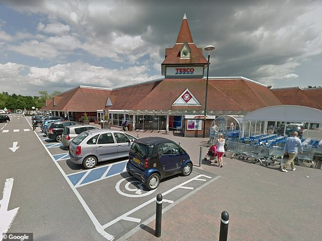 Tesco fined £175,000 for displaying out-of-date yoghurts and baguettes for sale at Bracknell store 5