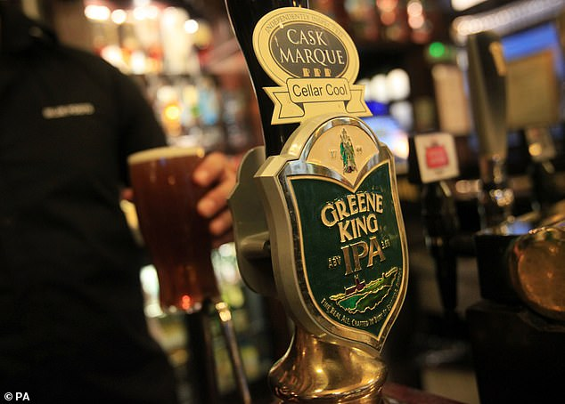 Brewery Greene King will educate its staff in 'understanding slavery' 27