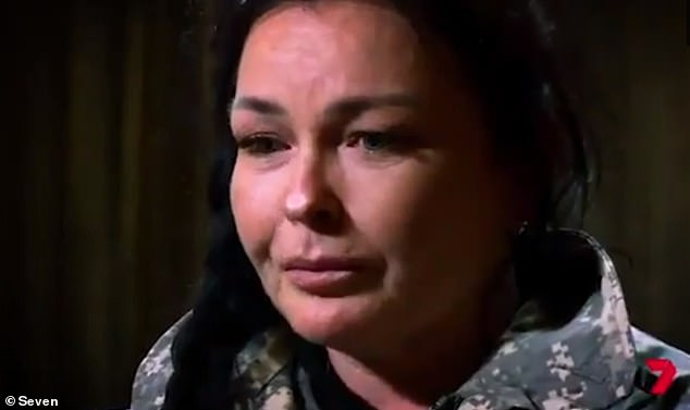 Schapelle Corby reduced to tears in SAS Australia trailer as she's interrogated about drug smuggling 5