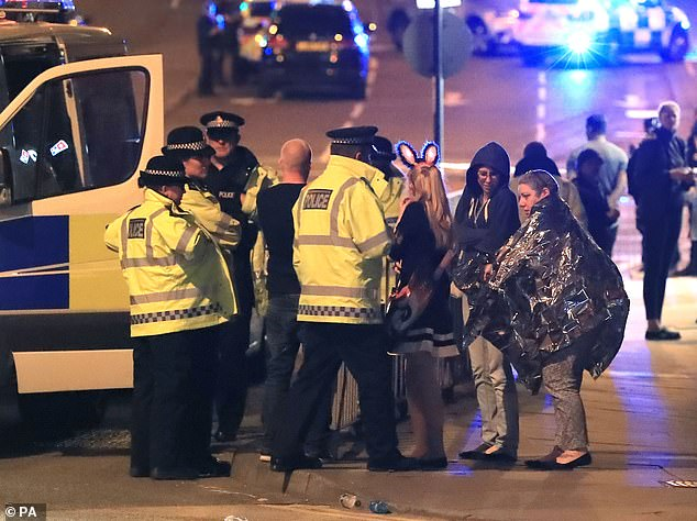 Manchester had been trained for the wrong kind of terror attack, inquiry hears 3