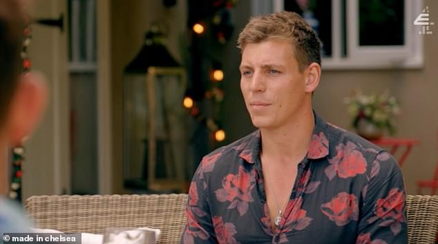 Made In Chelsea: Tristan threatens new boy Charlie after clandestine night with ex Verity 3
