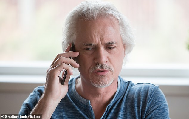 Why is it so difficult to sell my IAG shares over the telephone 4