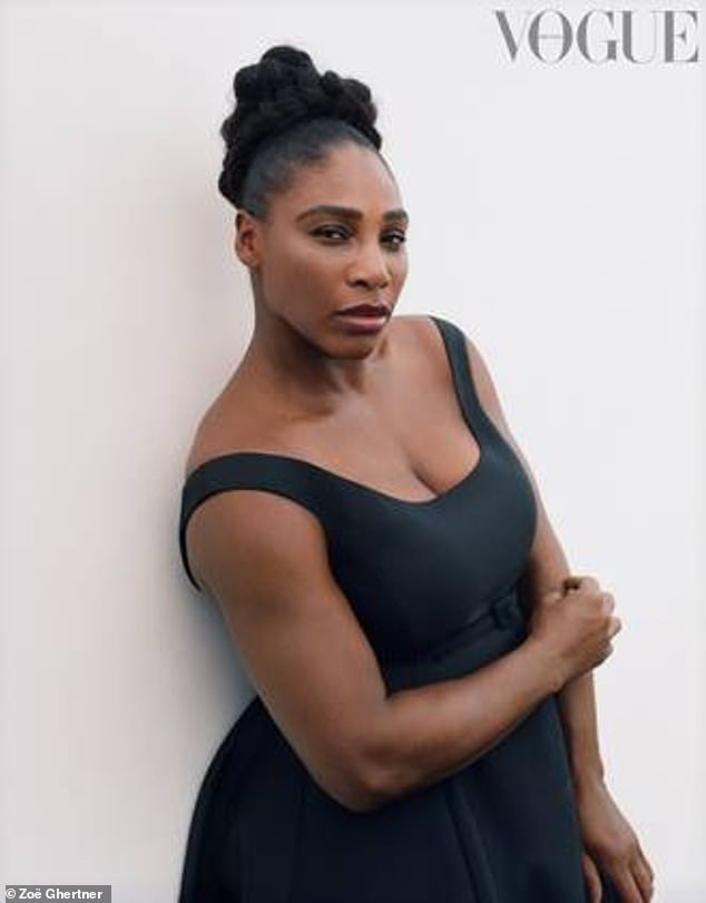 Serena Williams talks body image, BLM and why she considers herself 'underpaid and undervalued' 1