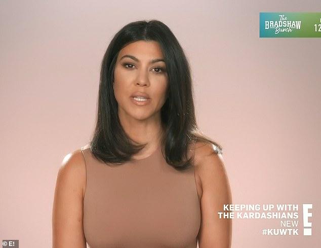 Kourtney Kardashian is NOT pregnant despite speculation following KUWTK teaser 4