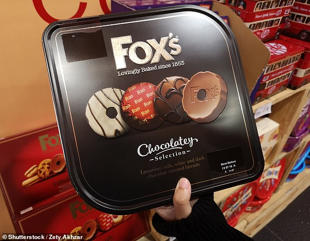 Ferrero Group set to snap up Fox's Biscuits for £250m 3