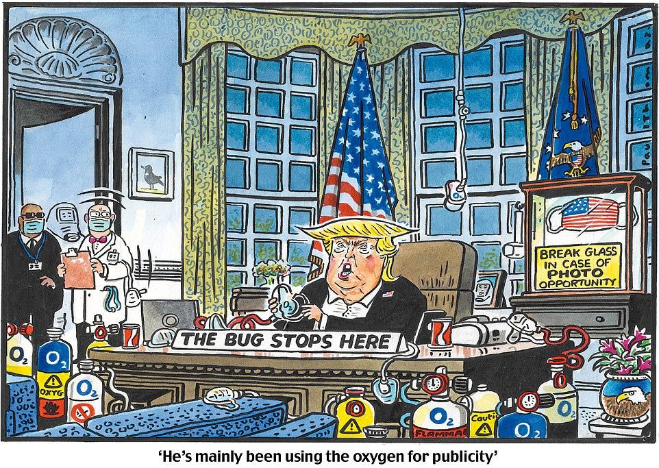 PAUL THOMAS on... Donald Trump's big recovery 8