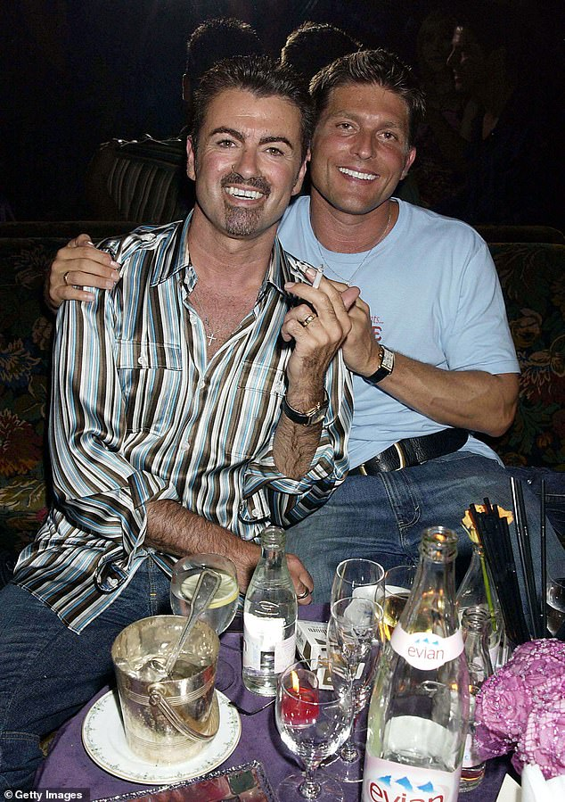 George Michael's ex-lover Kenny Goss sues the star's family demanding £15,00 A MONTH 1