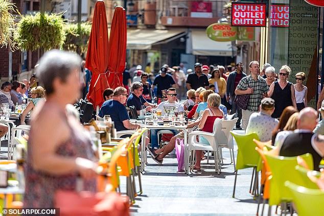Spain coronavirus: Benidorm launches £245 all-inclusive deals to tempt back tourists 1