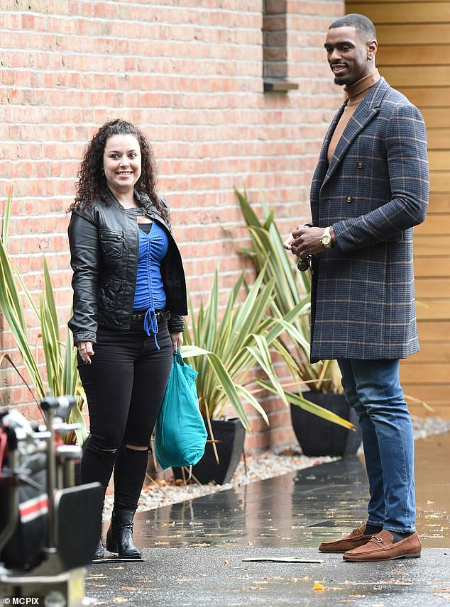 Dani Harmer returns to the role of Tracy Beaker as she is seen filming for new BBC series 6