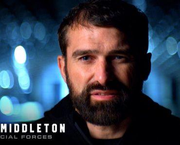 SAS Australia's Ant Middleton reveals VERY his surprising secret phobia 1