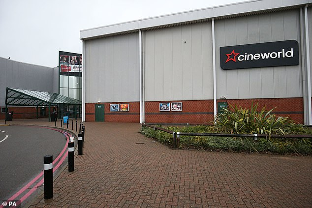 Cineworld staff 'were asked to buy leftover Pick n Mix stock before being told of job losses 1