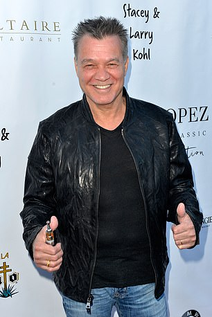Eddie Van Halen blamed his tongue cancer on the fact that he held metal guitar picks in his mouth 5