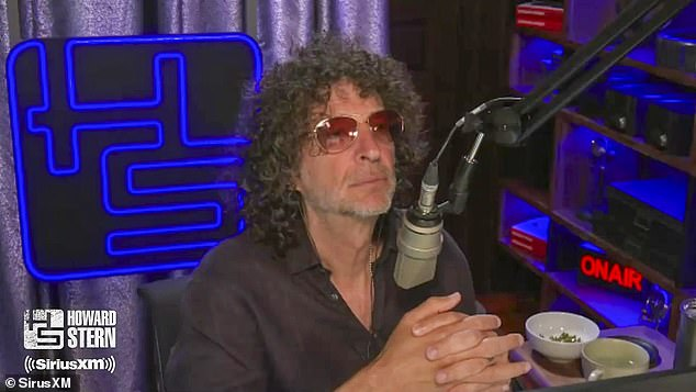Howard Stern in negotiations with Sirius XM on $120M annual deal 13