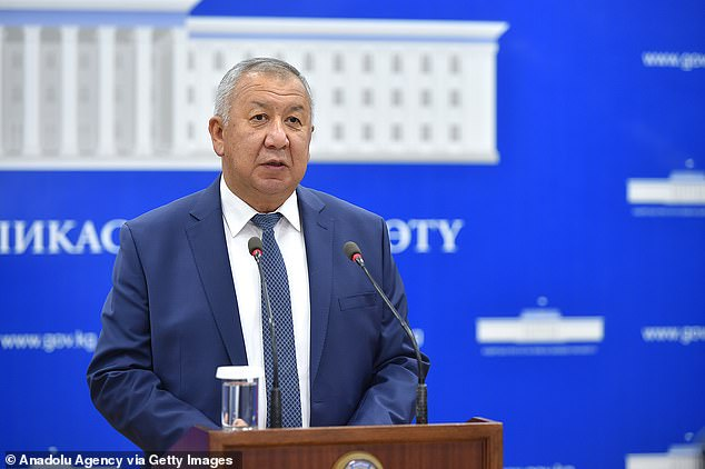 Kyrgyzstan PM quits amidst violent protests and accusations of vote-rigging 3