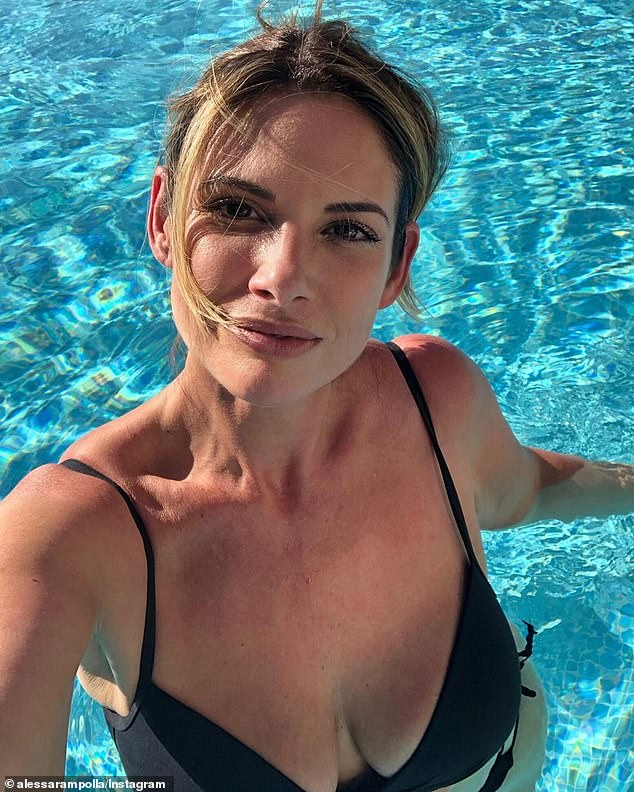 MAFS: New sexologist Alessandra Rampolla flaunts her ample cleavage 2